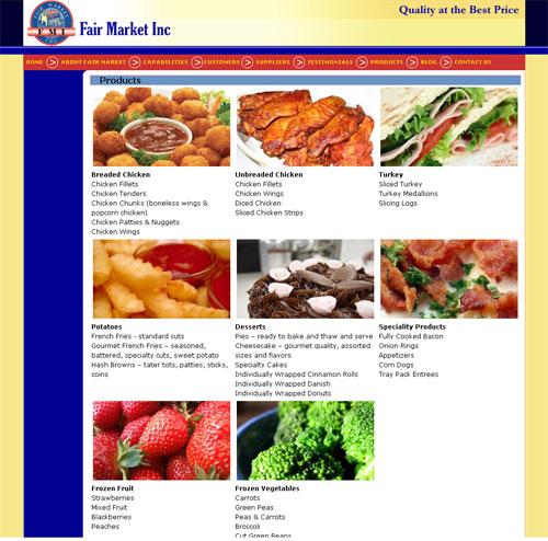 New fmi website