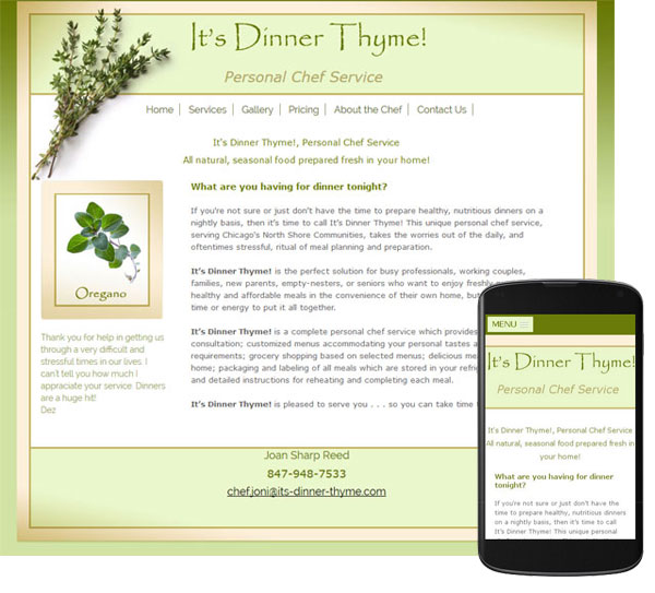 custom-resposive-site-dinner-thyme