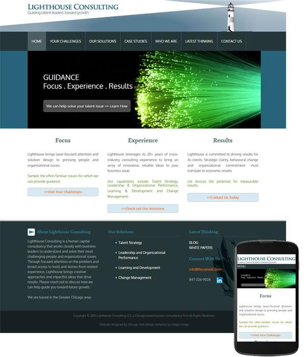 mobile freindly website design