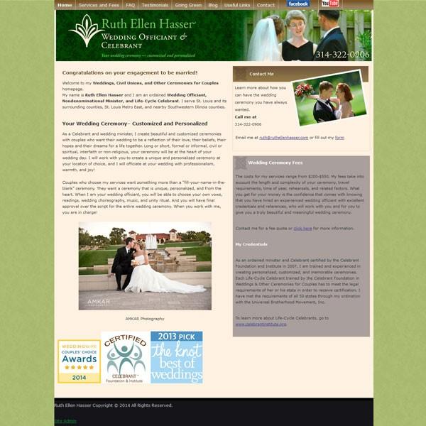 wordpress website st louis