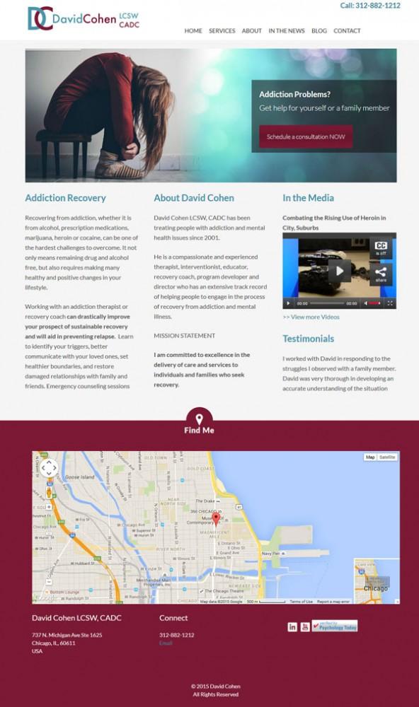 chicago therapist website