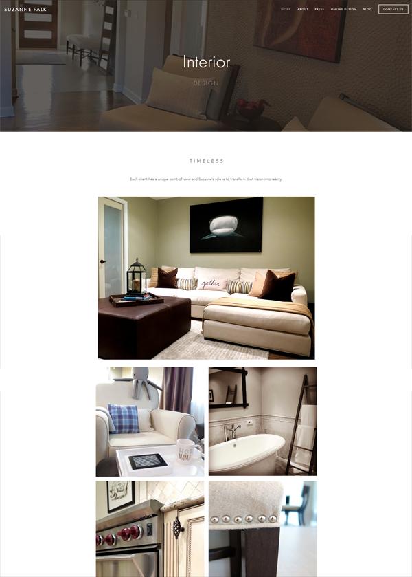 New website by Lancaster PA web Designer Indigo Image