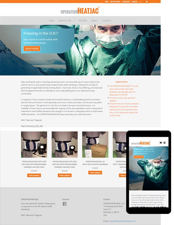 ecommerce mobile freindly lancaster pa web design