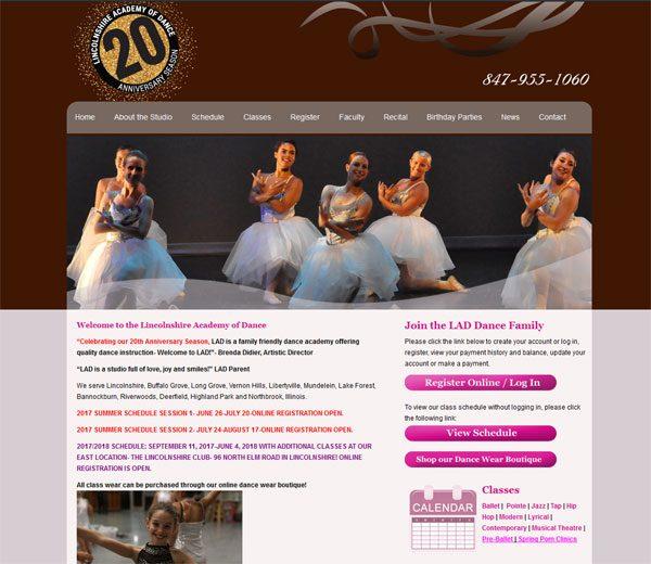 lad new logo web site