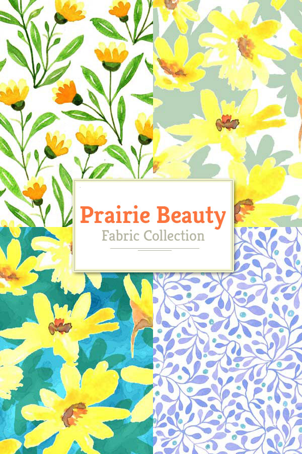 prairie beauty fabric collection