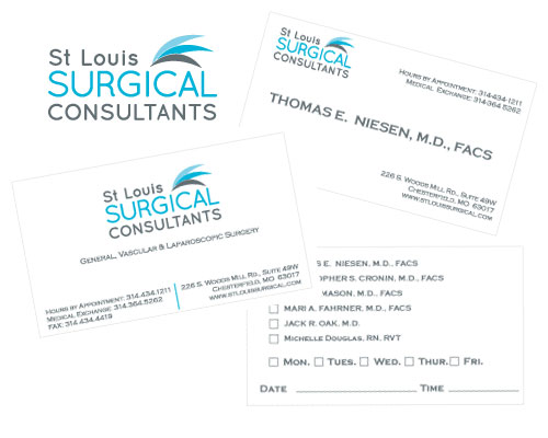 logo business card appointment card graphic design