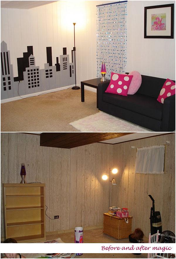 basement penthouse