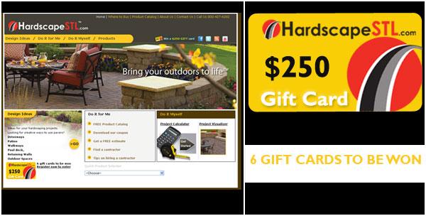 Internet gift cards design