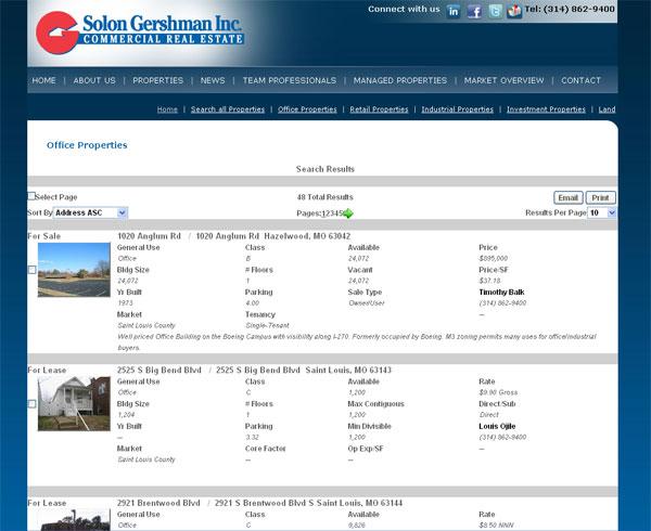 Solon Gershman website