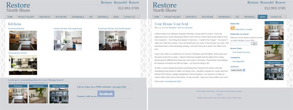 chicago home website