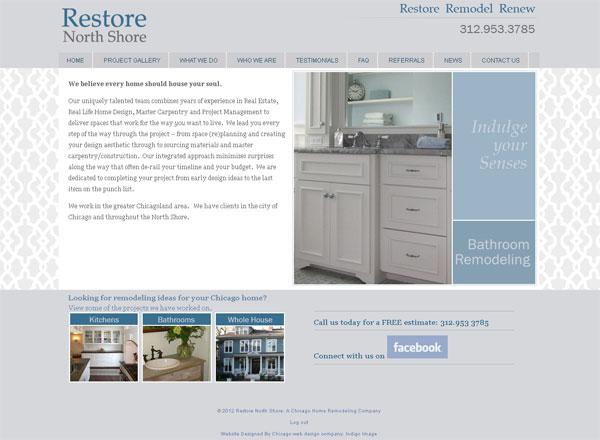 Chhicago Home website