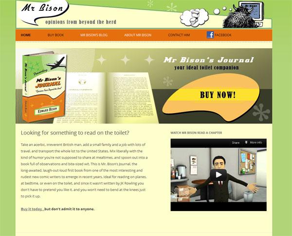 mr bison website chicago