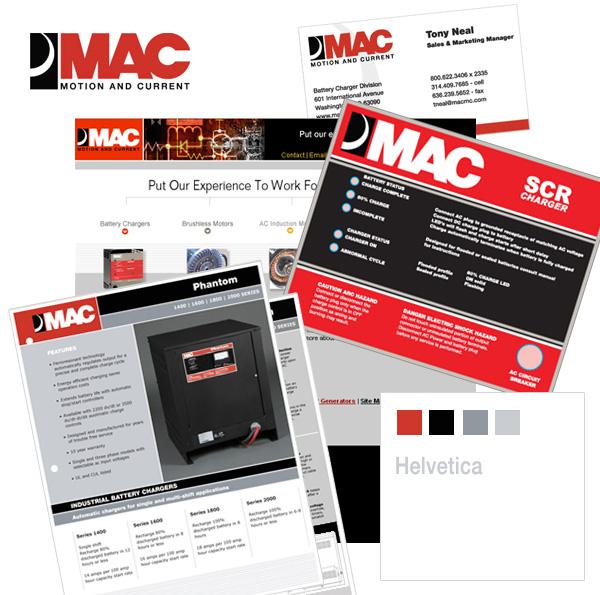 mac brand image