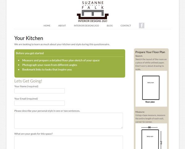online interior design service chicago